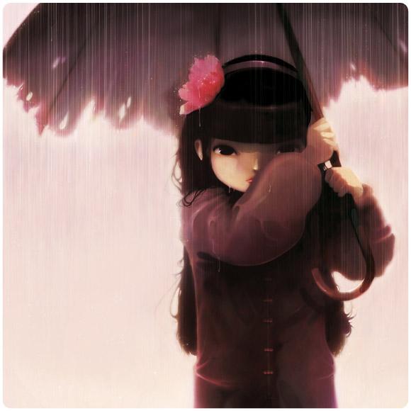 rainydays 30 Ilustraciones en la lluvia