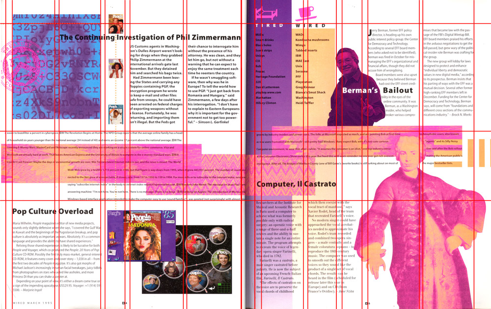 seccion2 guias Revista Wired: Pasado y presente