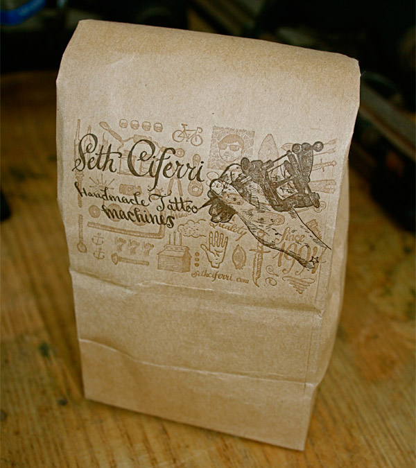Seth Ciferri Coffee Roasters