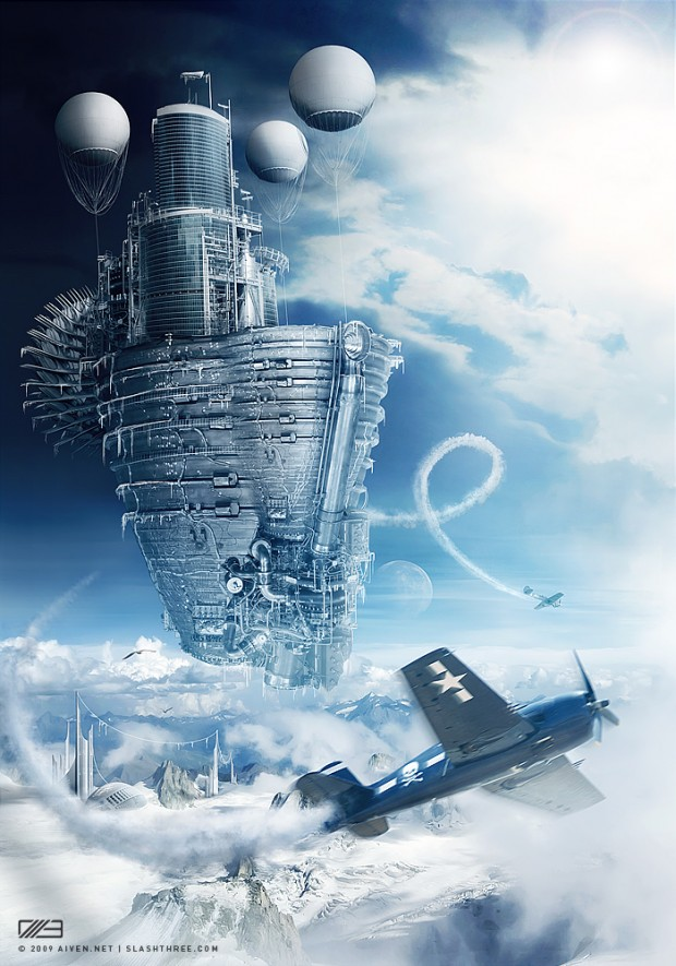mundos steampunk Aiiven-620x885