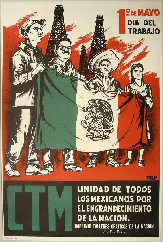 Alberto Beltran 1947 El gran Taller de Gráfica Popular