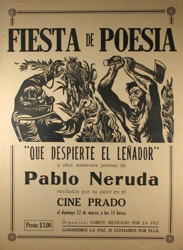 Alberto Beltrán 1950 El gran Taller de Gráfica Popular