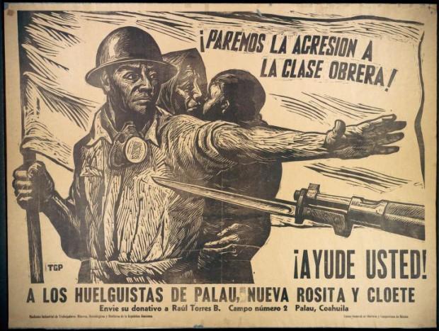 Leopoldo Mendez 1950 620x467 El gran Taller de Gráfica Popular