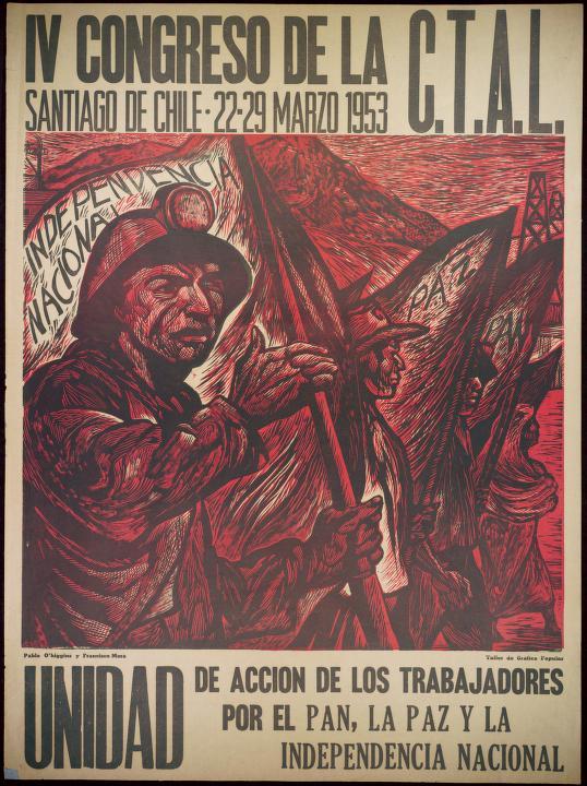 Pablo OHiggins Francisco Mora El gran Taller de Gráfica Popular
