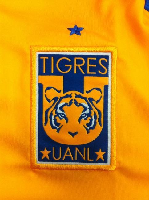 El nuevo escudo de Tigres | 25Horas