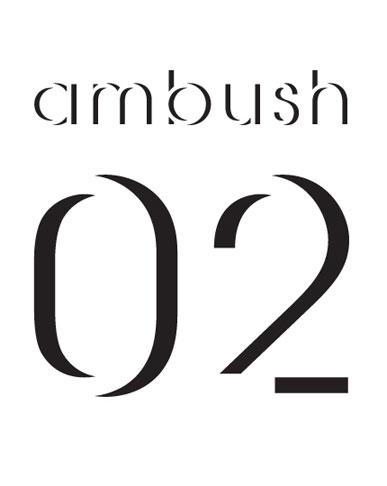 Ambush 02 Pentagram, 40 años de diseño