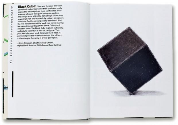 Art Directors Club Annual 903 620x436 Pentagram, 40 años de diseño