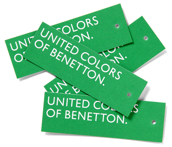 Benetton Pentagram, 40 años de diseño