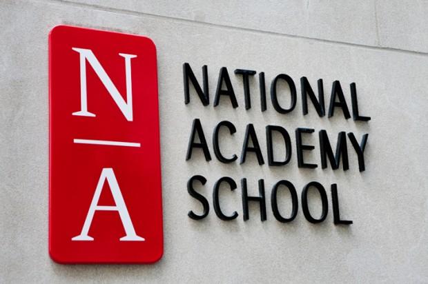 National Academy2 620x412 Pentagram, 40 años de diseño