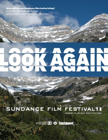 Sundance Film Festival Pentagram, 40 años de diseño