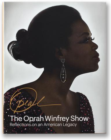 The Oprah Winfrey Show Pentagram, 40 años de diseño