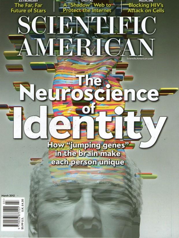 ScientificAmerican Gage 620x826 Los mejores diseños para revistas