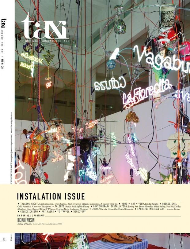Taxi Art Magazine 620x815 Los mejores diseños para revistas