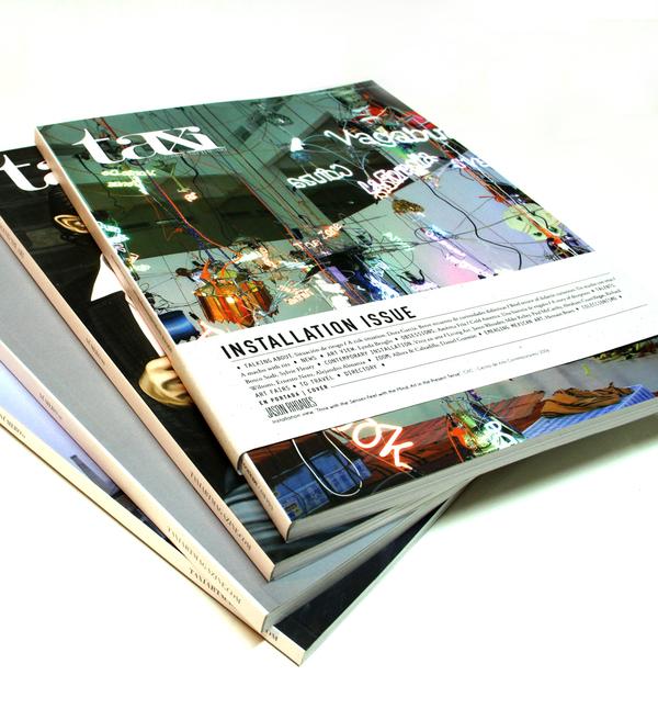 Taxi Art Magazine2 Los mejores diseños para revistas