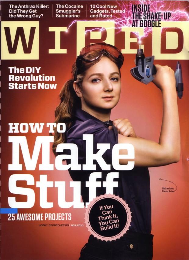 Wired3 620x851 Los mejores diseños para revistas