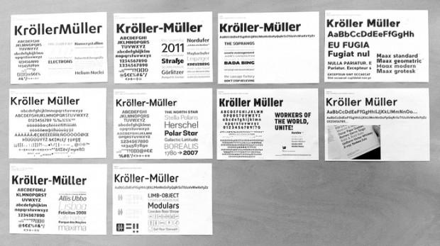 Selección tipográfica
