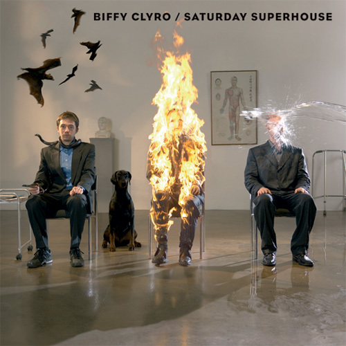 Saturday Superhouse - Biffy Clyro
