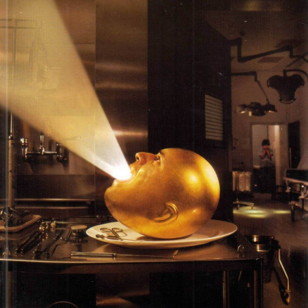 The Mars Volta - Deloused in the Comatorium