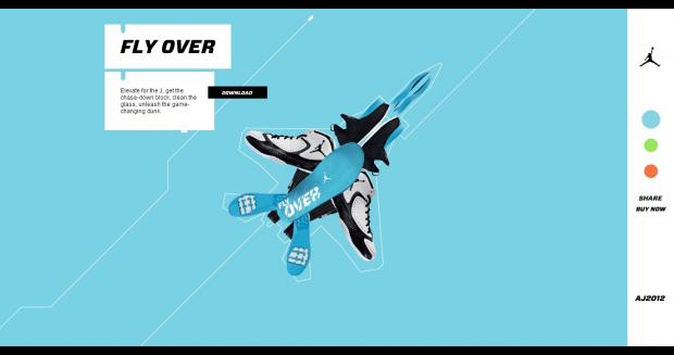 Air Jordan 2012 de Nike