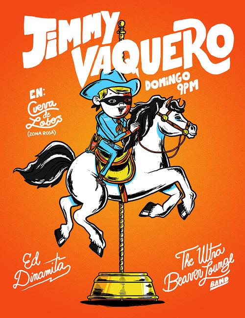 Jimmy Vaquero