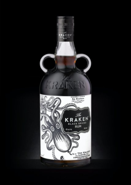 """Captain Morgan? The Kraken eats you!"" - Stranger & Stranger"