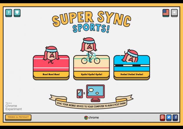 Super Sync Sports de Google