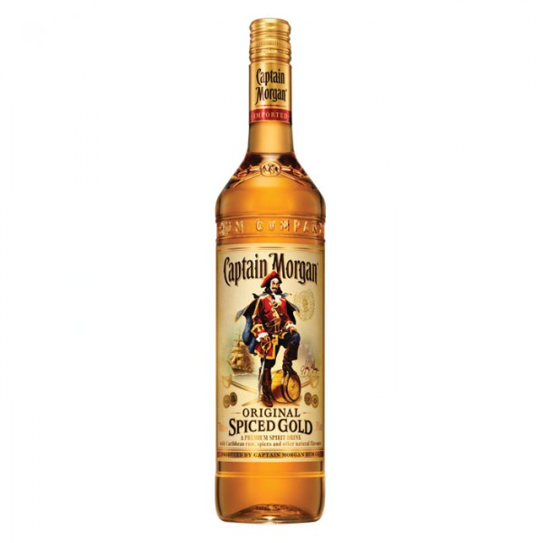 Botella Captain Morgan