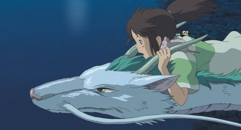 """El viaje de Chihiro"" (2001)"