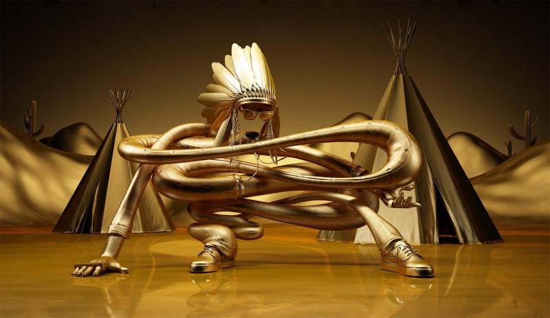 Golden Navajo