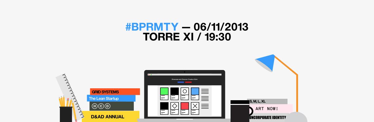 Behance Portfolio Monterrey 2013