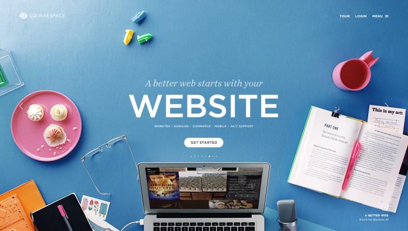 Squarespace1 800x453 Los mejores sitios web del 2013