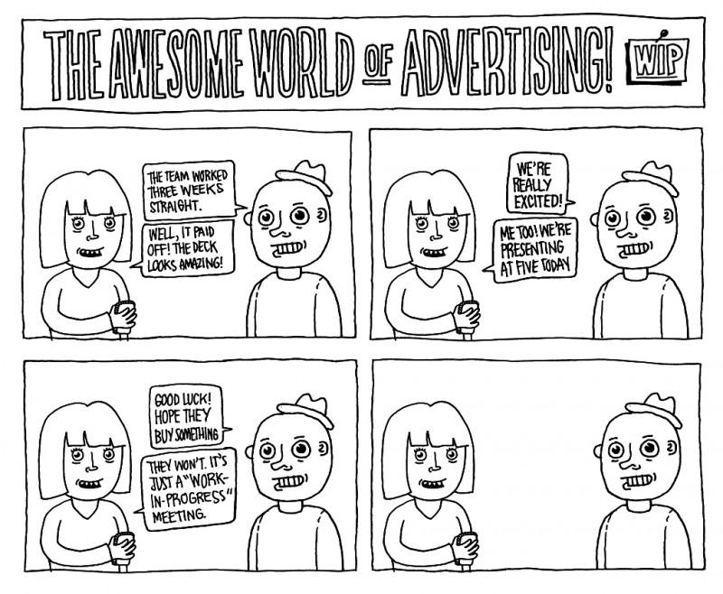 The awesome world of advertising vía MobileInc