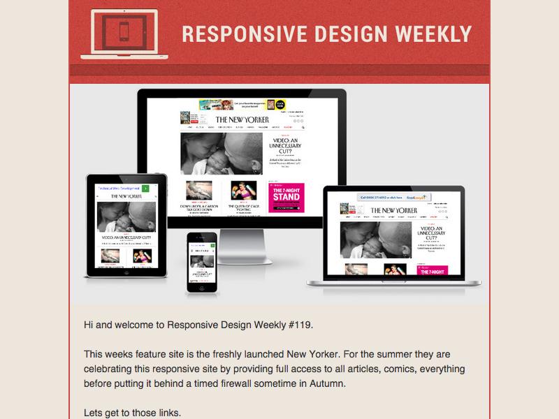 Responsive-Design-Weekly-#119