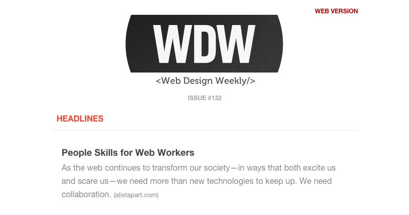 Web-Design-Weekly